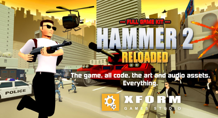 hammer 2 game on facebook